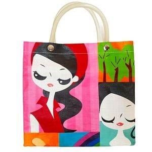 Tote Bag Colorful Cool Bag from Avon